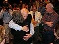 John McCain hugs soldier's mother (478824862).jpg