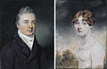 John Osborn, 5th Baronet (1772-1848) and his wife Frederica Osborn, née Davers (d 1870), by English school of ca 1810.jpg