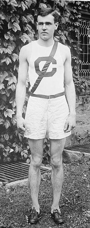 John Paul Jones (athlete) - Jones c. 1911