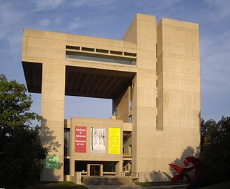 I. M. Pei - Herbert F. Johnson Museum of Art, Cornell University