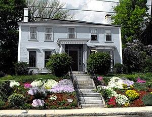 Johnson House (Methuen, Massachusetts) - Image: Johnson House