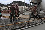 Joint Task Force Guantanamo Seabees Working at Camp America DVIDS378509.jpg
