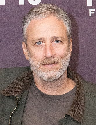 Jon Stewart - Stewart at the 2016 Montclair Film Festival