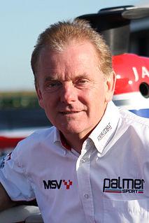 Jonathan Palmer racecar driver