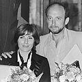 Josée Ruiter en Hans Croiset (1980).jpg
