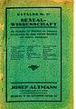 Josef Altmann Bibliothek Iwan Bloch 1922.jpg