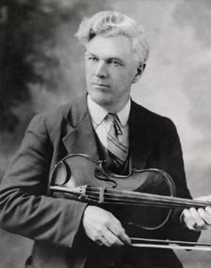 Joseph Allard (fiddler) - Joseph Allard in 1927