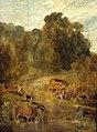 Joseph Mallord William Turner (1775-1851) - Gipsy Camp - N03048 - National Gallery.jpg