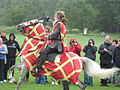 Jousting and other events at Linlithgow Palace and St. Michael's Parish Church, 10-11 July, 2010 IMG 0893.JPG