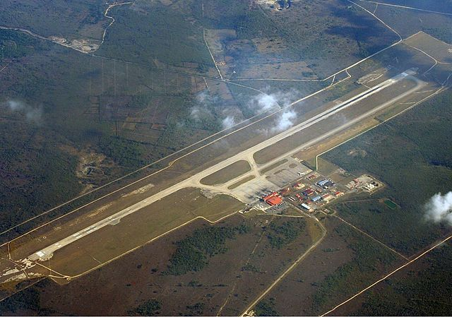 Juan Gualberto Gómez Airport