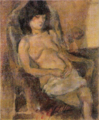 JulesPascin-1925-Model on Armchair.png
