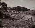 KITLV - 28638 - Kurkdjian - Soerabaja - Bridge over a river in Java - circa 1912.tif