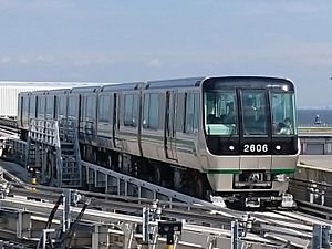 自動案内軌条式旅客輸送システム's relation image
