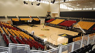 KSU Convocation Center building in Georgia, United States