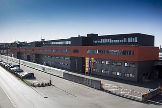 KTM - KTM headquarters in Mattighofen