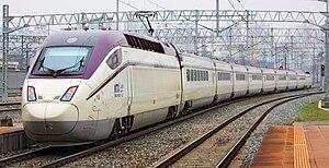 Korail - KORAIL KTX-Sancheon 120000 series