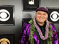 Kalani Pe'a at the 2019 Grammy Awards Red Carpet.jpg