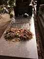 Kamil Jan Seyfried Yukio Kudo Ryochu Umeda grób.JPG