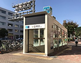 Kanamecho-Station-Exit3-after-renewal.jpg