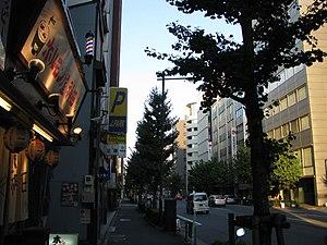 Tsukasamachi, Tokyo - Kanda-Tsukasamachi