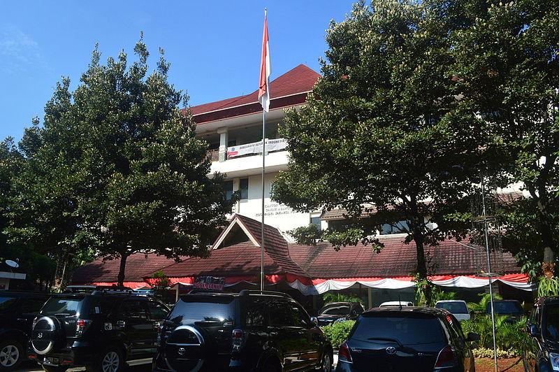 Berkas:Kantor Kecamatan Tanah Abang, Jakarta Pusat.jpg