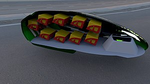 Kar-go - Kar-go – Inside the Vehicle
