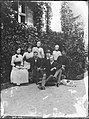 Karl Ludwig, Maria Theresa and their family.jpg