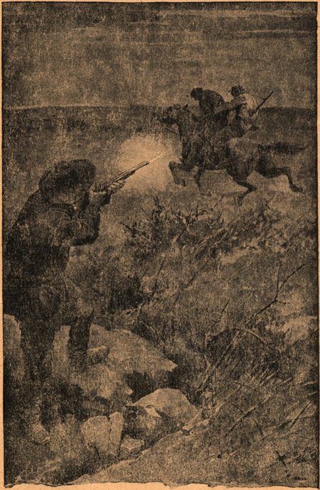 Karl May - Bůh se nedá urážeti - Blizzard - 1920 - illustration from 43 page.png