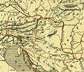Karte aus dem Buch Römische Provinzen von Theodor Mommsen 1921 16j.jpg