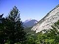 Karwendel, Auf dem Weg zur Pleisenhütte - panoramio.jpg