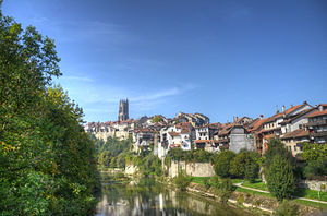 Fribourg - Fribourg