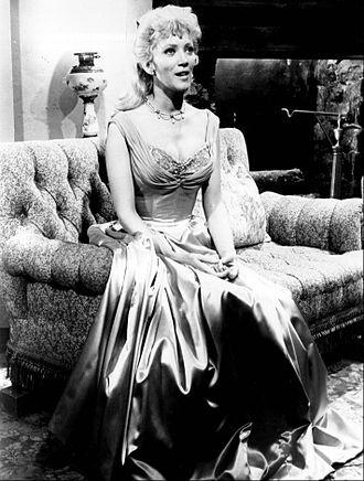 Kathie Browne - Browne in Bonanza, 1963