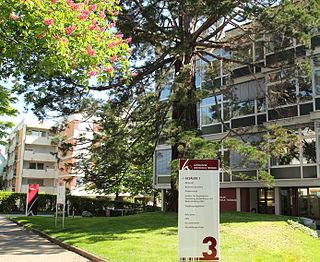 Catholic University of Applied Sciences Freiburg university in Germany