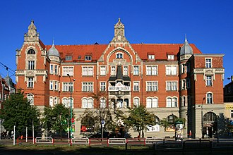 Silesian Museum - Grand Hotel campus, since 2015 home to temporary exhibitions
