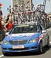 Katusha Tour 2010 stage 1 start.jpg