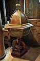 Kaupanger stave church - baptistery.jpg