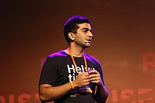 Kavin Bharti Mittal at Rise Conference 2016.jpg