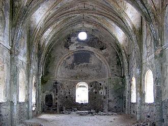 Kayaköy - An abandoned church