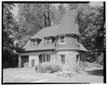 Keasbey and Mattison Company, Executive's House, Carriage House, 5 Lindenwold Avenue, Ambler, Montgomery County, PA HABS PA,46-AMB,10G-1.tif