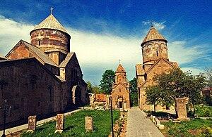 Kecharis Monastery - Image: Kecharis 01