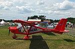 Keiheuvel Aeroprakt A-22 Vision OO-H01 04.JPG