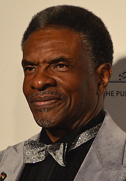 Keith David 3rd Annual ICON MANN POWER 50 event - Feb 2015 (cropped).jpg
