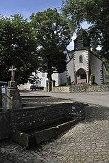 Catholic branch church St. Gangolf