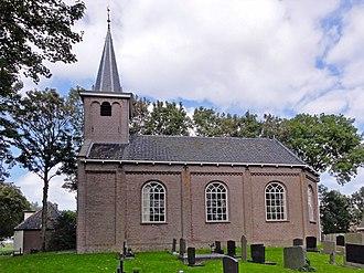 Hiaure - Hiaure church