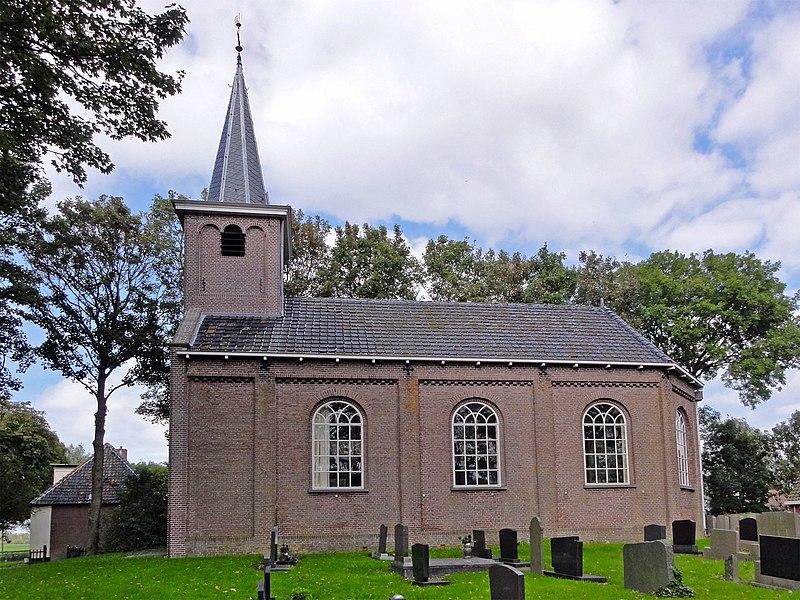 toren kerk hoge beintum