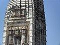 Khajuraho India, Parvati Temple 02.JPG