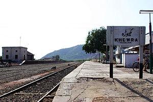 Khewra, Punjab - Khewra - Kohistan E Namak