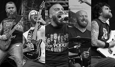 Picture of a band or musician: Killswitch Engage