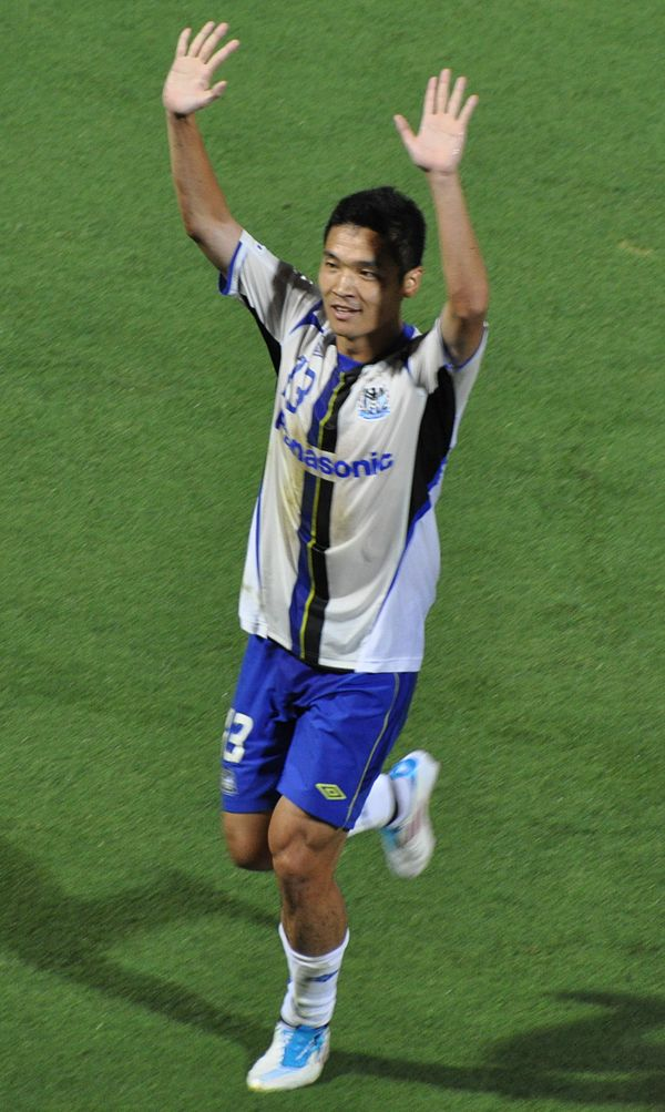 Gamba Osaka Players