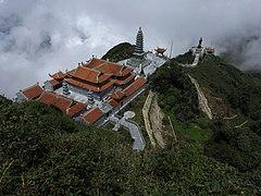 Kim Son Bao Thang Pagoda from the summit.jpg